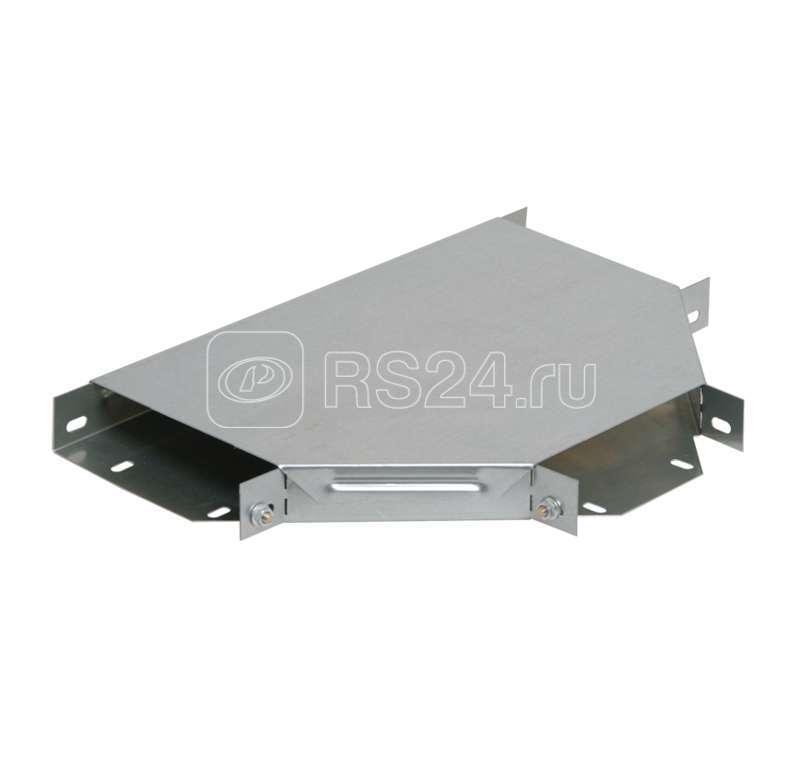 Ответвитель для лотка Т-образ. 80х100 RAL ИЭК CLP1TR-080-100 купить в интернет-магазине RS24