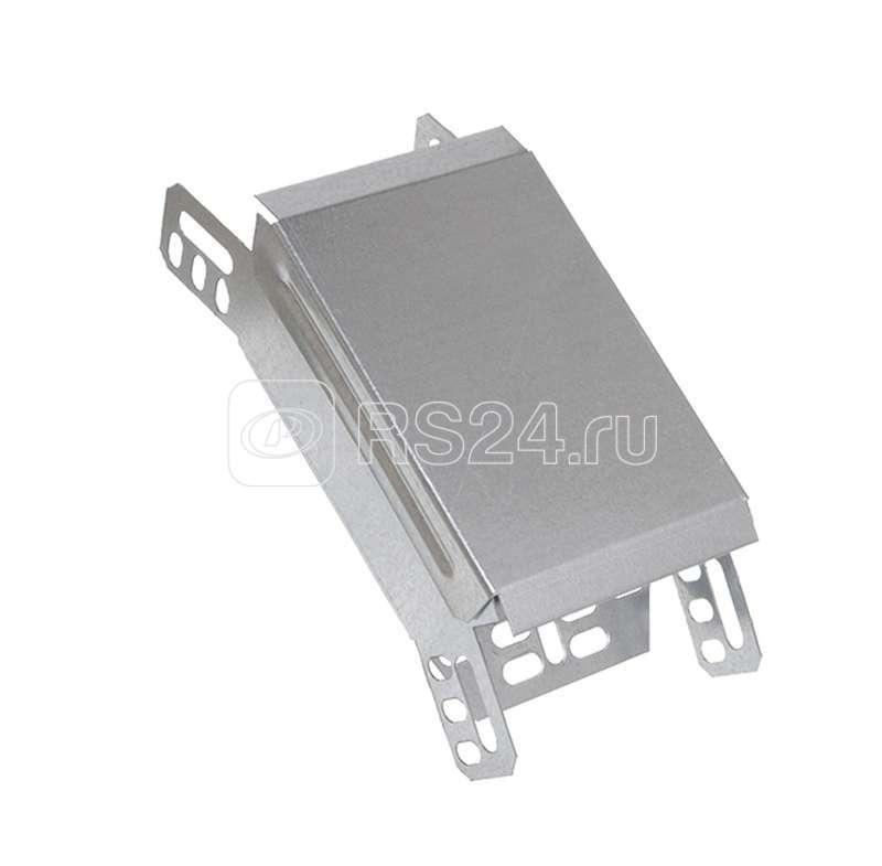 Угол для лотка вертикальный внешний 45град. 100х80 ИЭК CLP3N-080-100