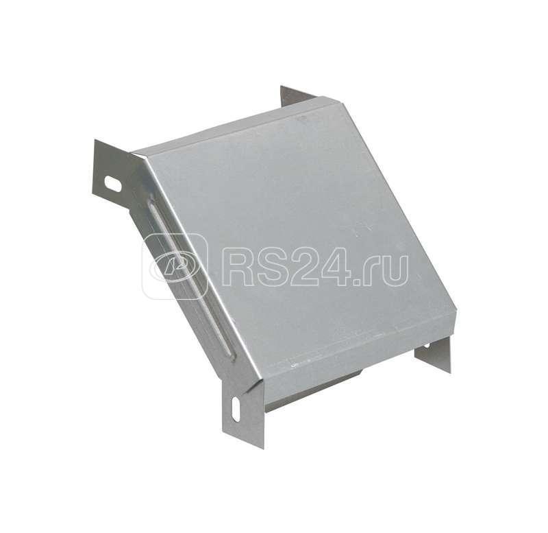 Угол для лотка вертикальный внешний 90град. 500х80 с кр. ИЭК CLP1N-080-500