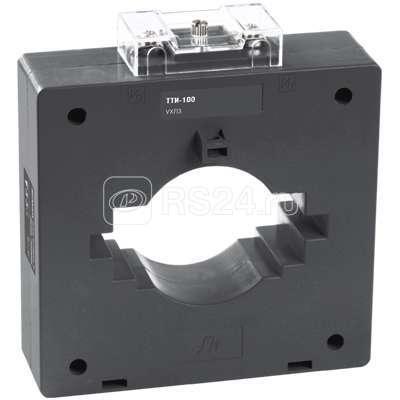 Трансформатор тока ТТИ-100 1000/5А кл. точн. 0.5 15В.А ИЭК ITT60-2-15-1000