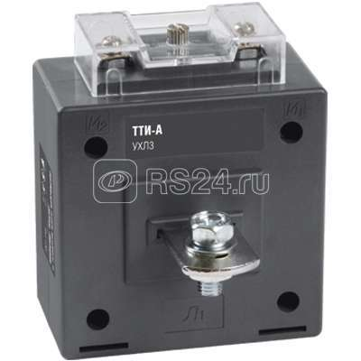 Трансформатор тока ТТИ-А 100/5А кл. точн. 0.5S 5В.А ИЭК ITT10-3-05-0100