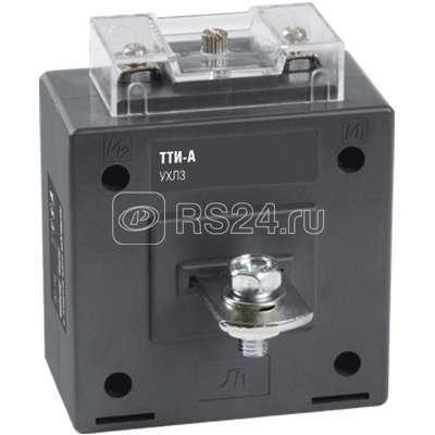 Трансформатор тока ТТИ-А 200/5А кл. точн. 0.5S 5В.А ИЭК ITT10-3-05-0200