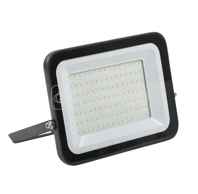 Прожектор светодиодный СДО 06-100 6500К IP65 черн. ИЭК LPDO601-100-65-K02