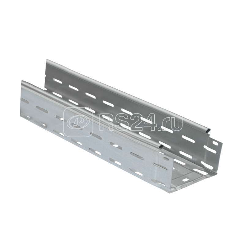 Лоток листовой неперфорированный 100х80 L3000 сталь 1мм ИЭК CLN10-080-100-100-3 купить в интернет-магазине RS24