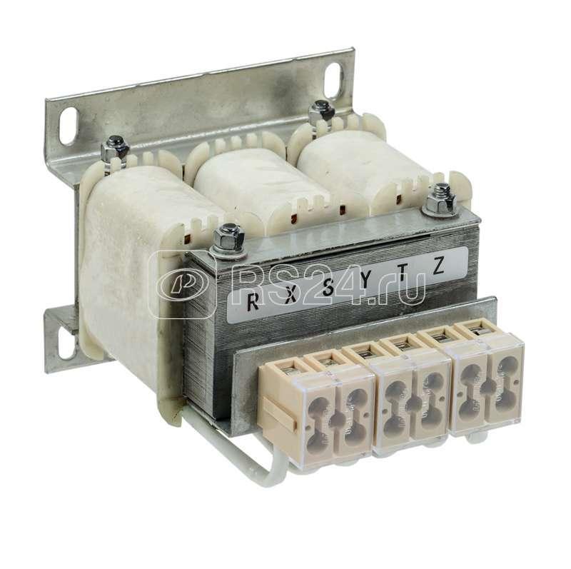 Дроссель сетевой (реактор) ACR 250А 380В 3Ф ONI ACR-0250-056U-0B4SA купить в интернет-магазине RS24