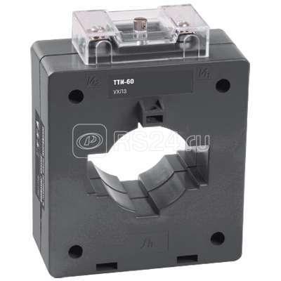 Трансформатор тока ТТИ-60 1000/5А кл. точн. 0.5 15В.А ИЭК ITT40-2-15-1000