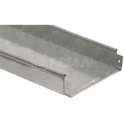 Лоток листовой неперфорированный 100х100 L3000 сталь 0.7мм ИЭК CLN10-100-100-3