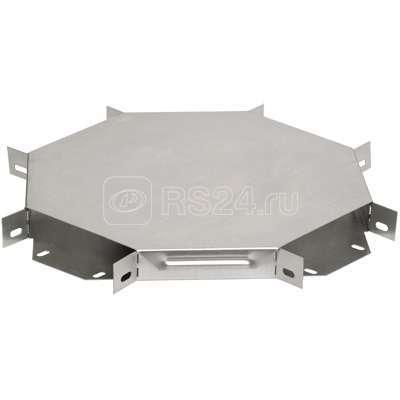 Ответвитель для лотка 100х400мм Х-образ. ИЭК CLP1X-100-400 купить в интернет-магазине RS24