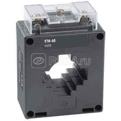 Трансформатор тока ТТИ-40 600/5А кл. точн. 0.5S 5В.А ИЭК ITT30-3-05-0600