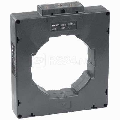 Трансформатор тока ТТИ-125 5000/5А кл. точн. 0.5 15В.А ИЭК ITT70-2-15-5000