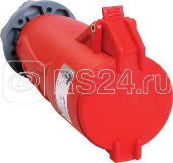 Розетка кабельная Magnum 32А 380В 3P+PE ССИ-224 IP44 ИЭК PSN22-032-4 купить в интернет-магазине RS24
