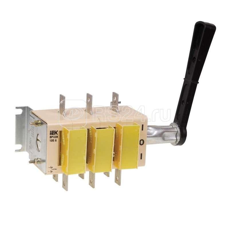 Выключатель-разъединитель ВР32И-37В71250 400А ИЭК SRK31-211-400