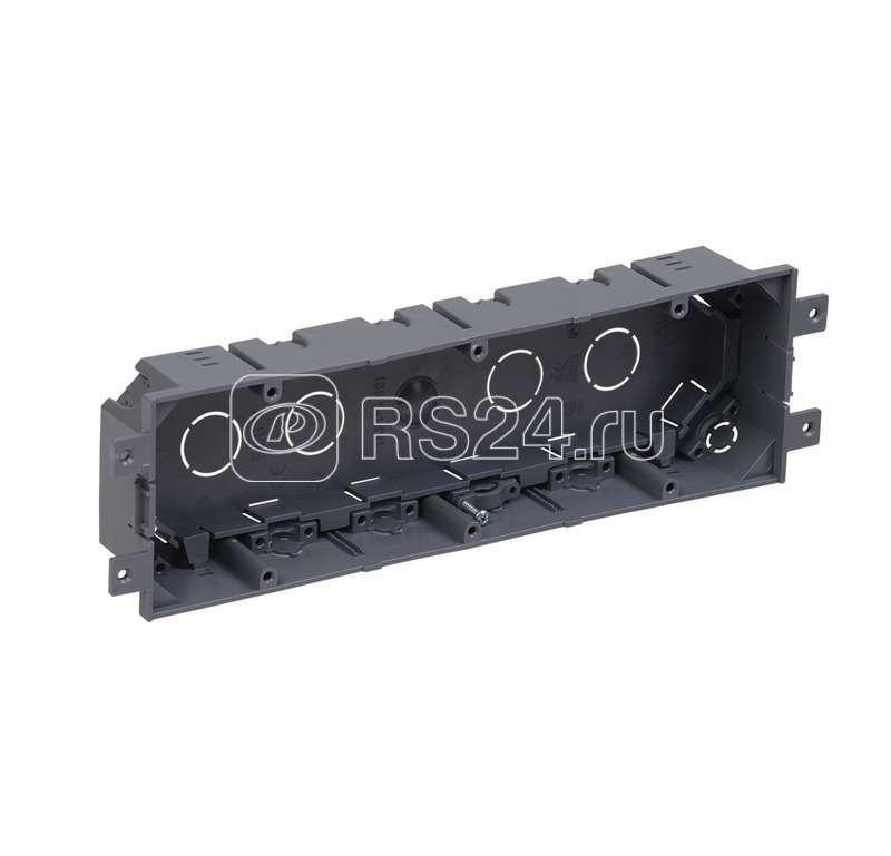 Коробка приборная ONFLOOR ИЭК KNP-80-16-PA-7012