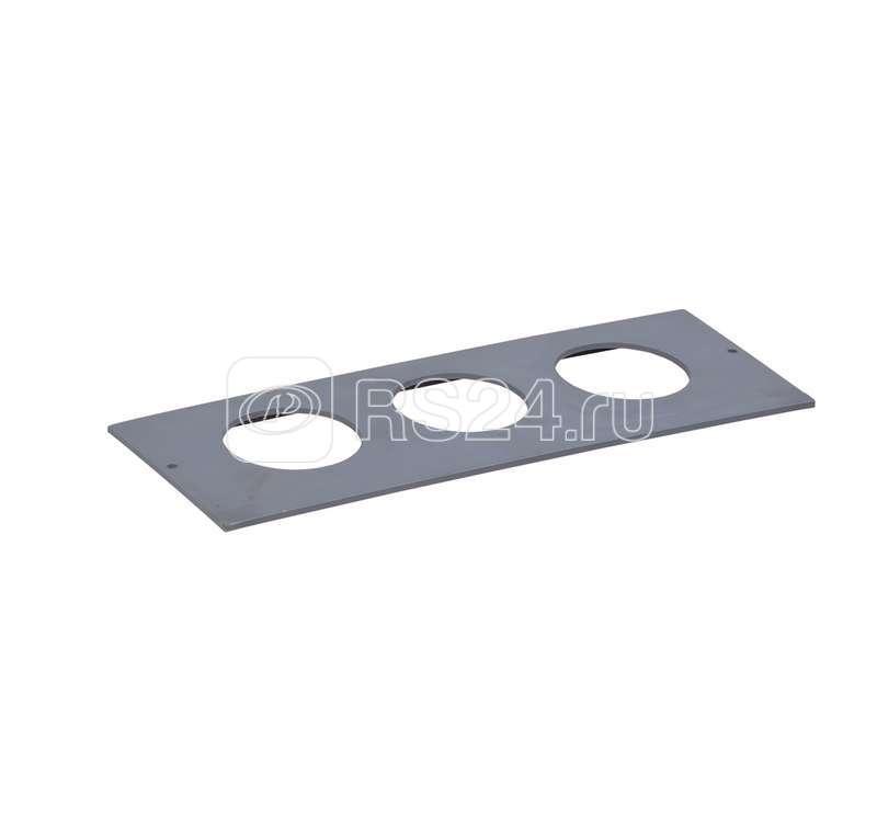 Рамка приборная ONFLOOR 80/3 ИЭК KNR-80-03-7012 купить в интернет-магазине RS24