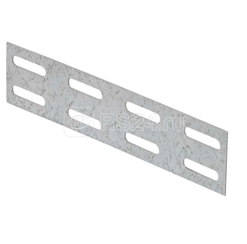 Пластина соединительная HDZ H80мм ИЭК CLP1S-080-M-HDZ