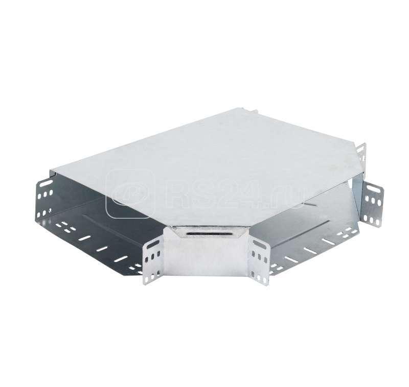 Ответвитель для лотка Т-образ. 80х150 HDZ ИЭК CLP1T-080-150-M-HDZ