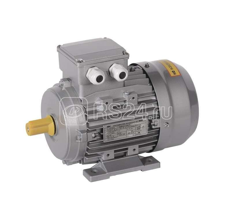 Электродвигатель АИС DRIVE 3ф. 80B2 380В 1.1кВт 3000об/мин 1081 ИЭК AIS080-B2-001-1-3010 купить в интернет-магазине RS24