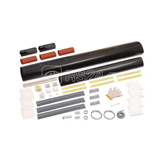 Комплект муфты соединительной Стт(тп)-10 3х150/240 с гильзами; пайка; бумаж. изол. ИЭК UZM-BIS10-VN3-150240SP
