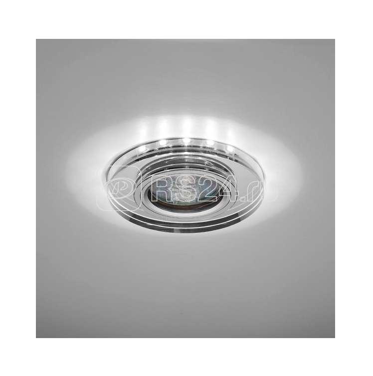 Светильник Bohemia LED 51 6 70 декор. гладк. стекло со светодиод. подсвет. MR 16 прозр. ИТАЛМАК IT8699 купить в интернет-магазине RS24