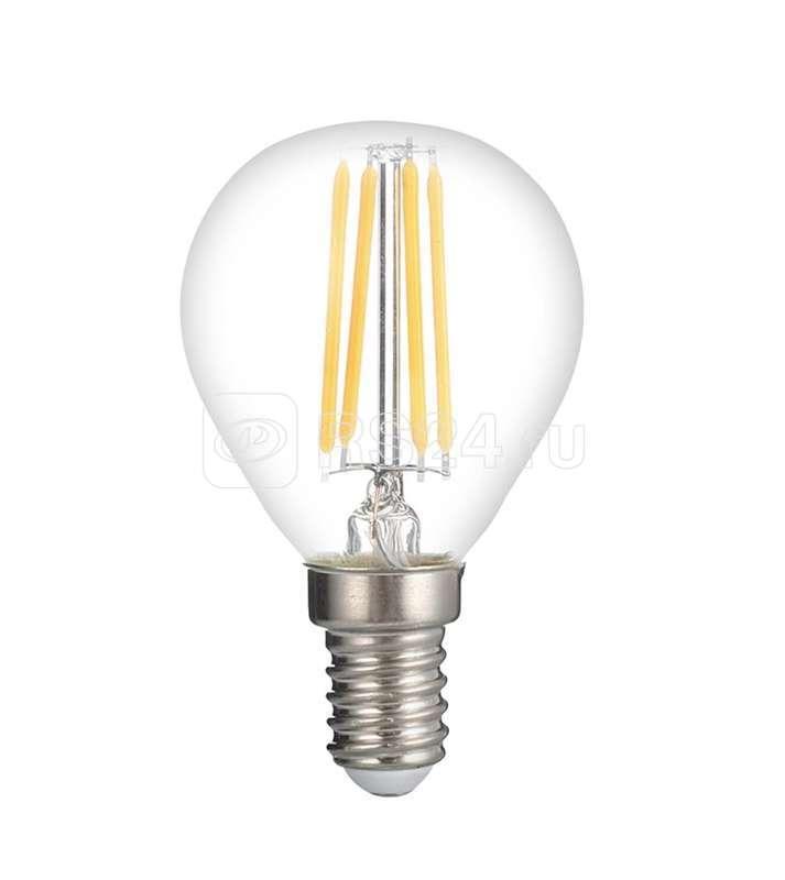 Лампа PLED OMNI G45 6Вт E14 3000К FR 230/50 JazzWay 5021099 купить в интернет-магазине RS24