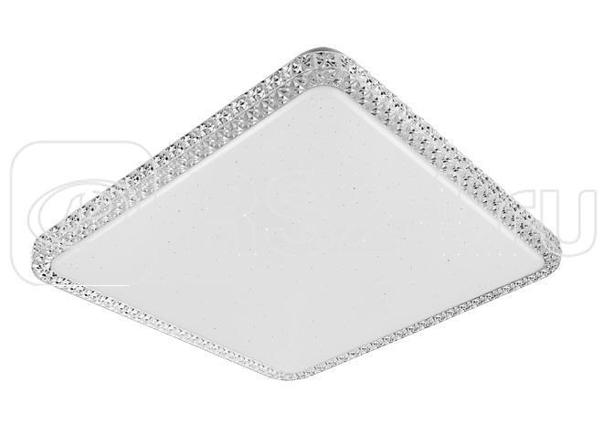 Светильник светодиодный бытовой настенно-потолочный PPB MAGIC-S DIM 60Вт 3000-6500К IP20 485х485х68 Jazzway 5012196A купить в интернет-магазине RS24