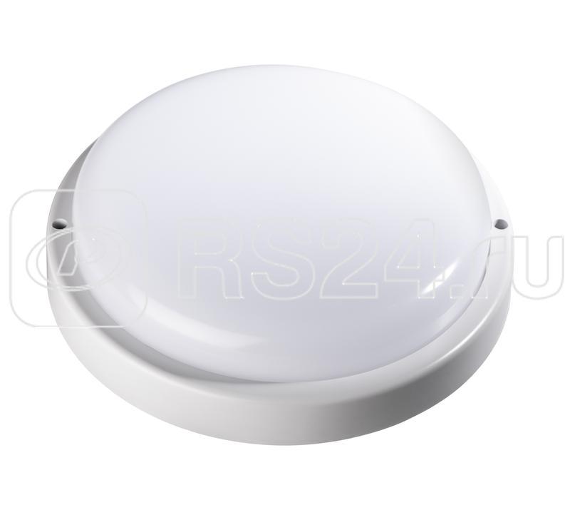 Светильник светодиодный PBH-PC2-RA 8Вт 6500К IP65 (аналог НПП) круглый бел. JazzWay 5032262 купить в интернет-магазине RS24
