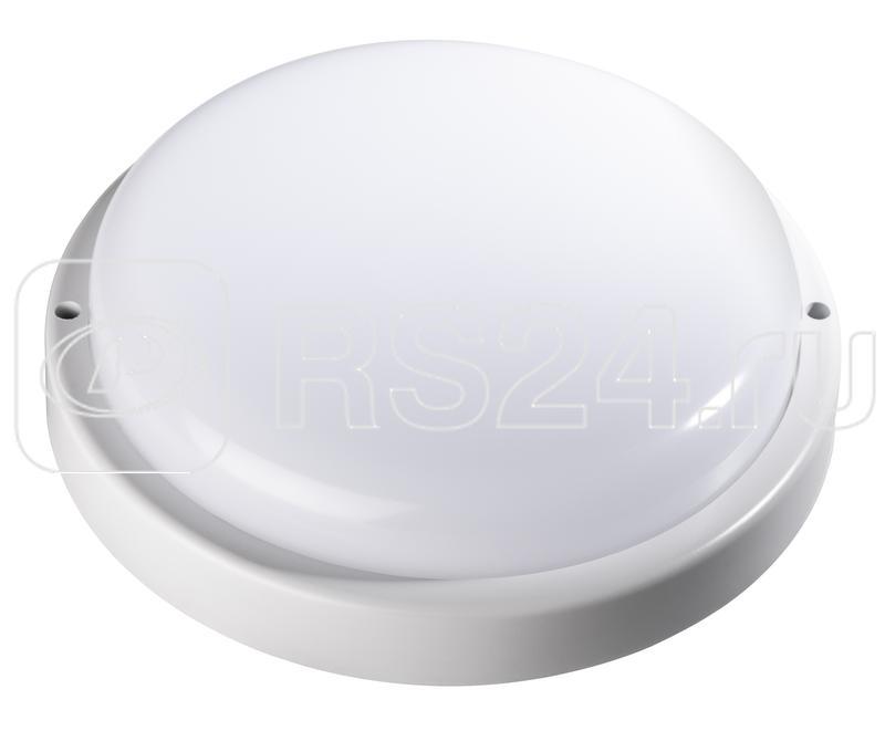 Светильник светодиодный PBH-PC2-RA 18Вт 6500К IP65 (аналог НПП) круглый бел. JazzWay 5032309 купить в интернет-магазине RS24