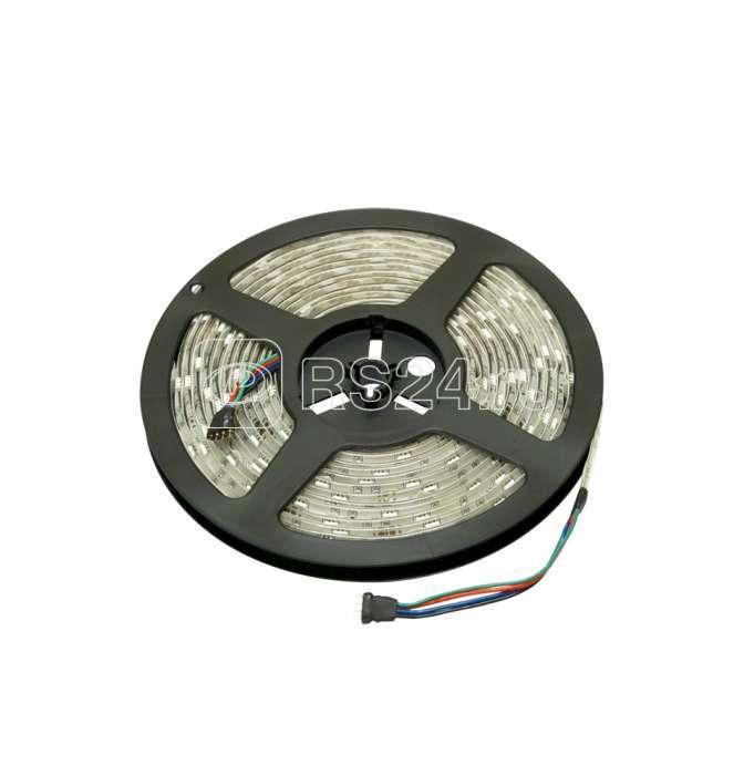 Лента светодиодная PLS 5050/30-12V 7.2Вт/м IP20 бел. теплый (уп.5м) JazzWay 327521 купить в интернет-магазине RS24