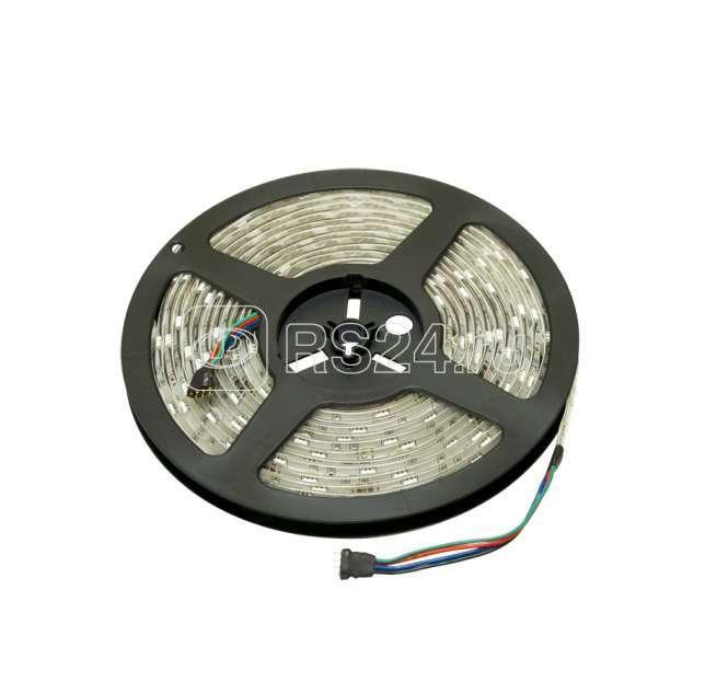 Лента светодиодная PLS 5050/60-12V 14.4Вт/м IP20 бел. (уп.5м) JazzWay 1000972 купить в интернет-магазине RS24