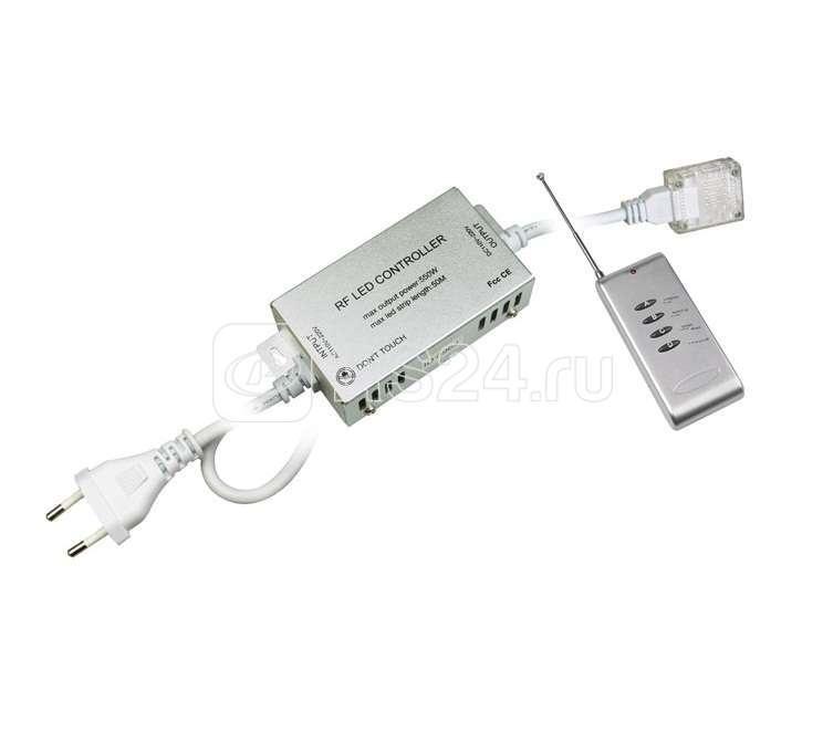 Контроллер для светодиод. ленты MVS-5050 RGB с пультом (550Вт/50м) JazzWay 1002709 купить в интернет-магазине RS24