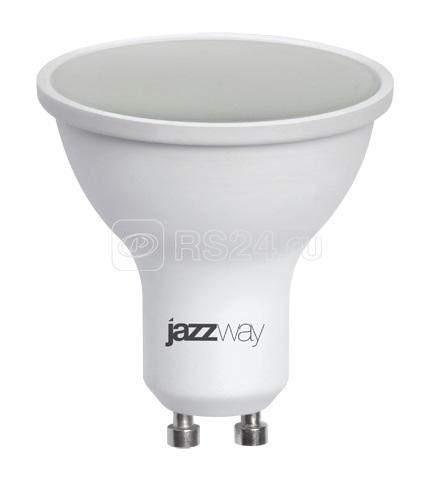 Лампа светодиодная PLED-SP 7Вт 3000К тепл. бел. GU10 520лм 230В JazzWay 1033550 купить в интернет-магазине RS24