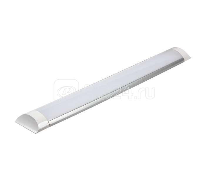 Светильник светодиодный PPO 1200 SMD ДПО 40Вт 6500К IP20 1200х75х24 JazzWay 2850546A купить в интернет-магазине RS24