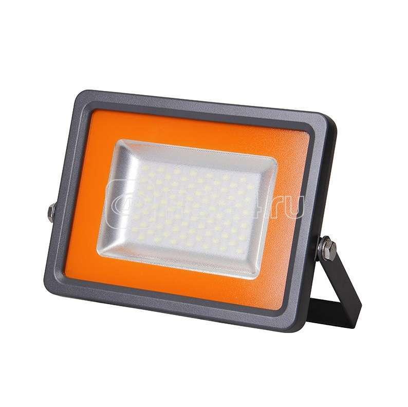 Прожектор светодиодный PFL- S2 -SMD-50w 50Вт IP65 6500К JazzWay 2853301C
