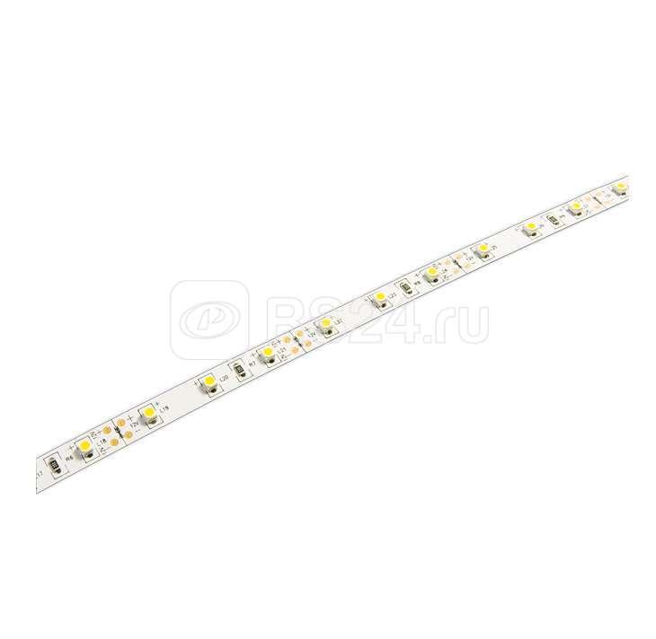 Лента светодиодная PLS 2835/60-12V-WW 6Вт/м IP20 бел. теплый (уп.5м) JazzWay 2858023 купить в интернет-магазине RS24