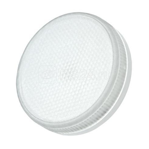Лампа светодиодная PLED- ECO-GX53 6Вт 4000К FROST 460лм JazzWay 5006034 купить в интернет-магазине RS24