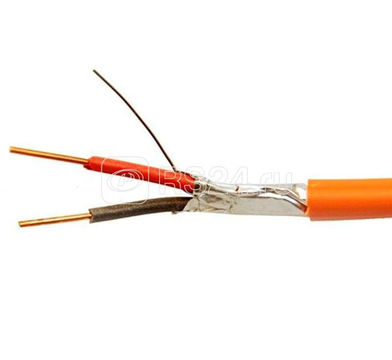 Кабель КПСЭнг(А)-FRLS 2х2х0.5 (м) НПП Спецкабель 954 купить в интернет-магазине RS24