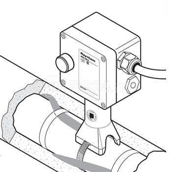 Коробка соединительная на ножке со светодиодом для подвода пит. одного греющ. кабеля Raychem JBS-100-L-EP купить в интернет-магазине RS24