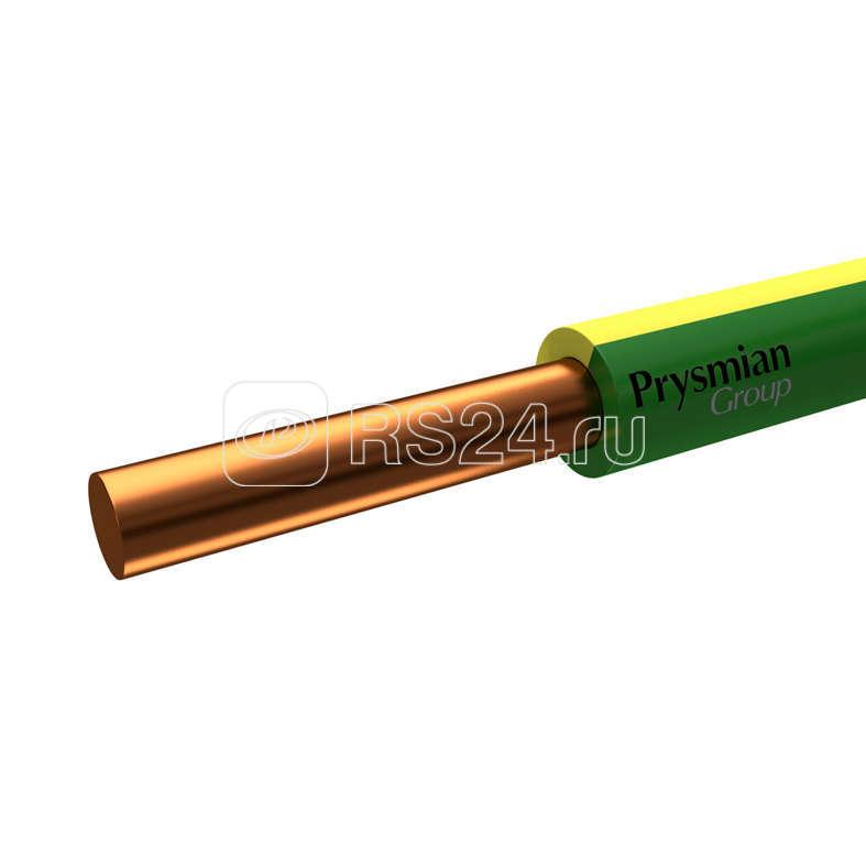 Провод ПуВ 1.5 Ж/З (бухта) (м) РЭК-PRYSMIAN 0401040301