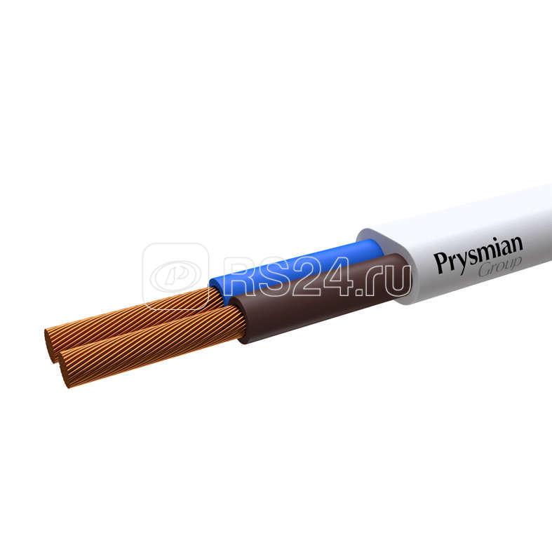 Провод ШВВП 2х0.75 Б (бухта) (м) РЭК-PRYSMIAN 0202020201