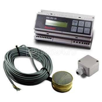 Устройство управления VIA-DU-20 IP20 (макс. 4А 230В) на DIN-рейку для системы подогрева пандусов с регулированием по температуре воздуха поверхности/наличию влаги в комплекте с датчиками VIA-DU-A10 и VIA-DU-20 Raychem VIA-DU-20 купить в интернет-магазине RS24
