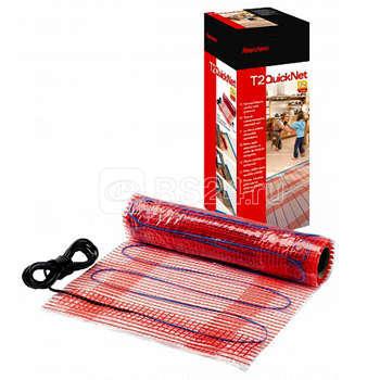 Комплект Теплый пол (мат) T2QuickNet Plus (160Вт/кв.м) размеры 0.5х6м 480Вт/230В без термостата Raychem R-QN-P-3.0M2/T0 купить в интернет-магазине RS24
