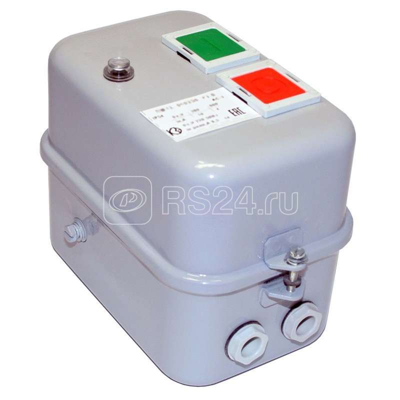 Пускатель электромагнитный ПМ12-010230 У2 В 220В (1з+2р) РТТ5-10-1 3.20А Кашин 020230121ВВ220001510 купить в интернет-магазине RS24