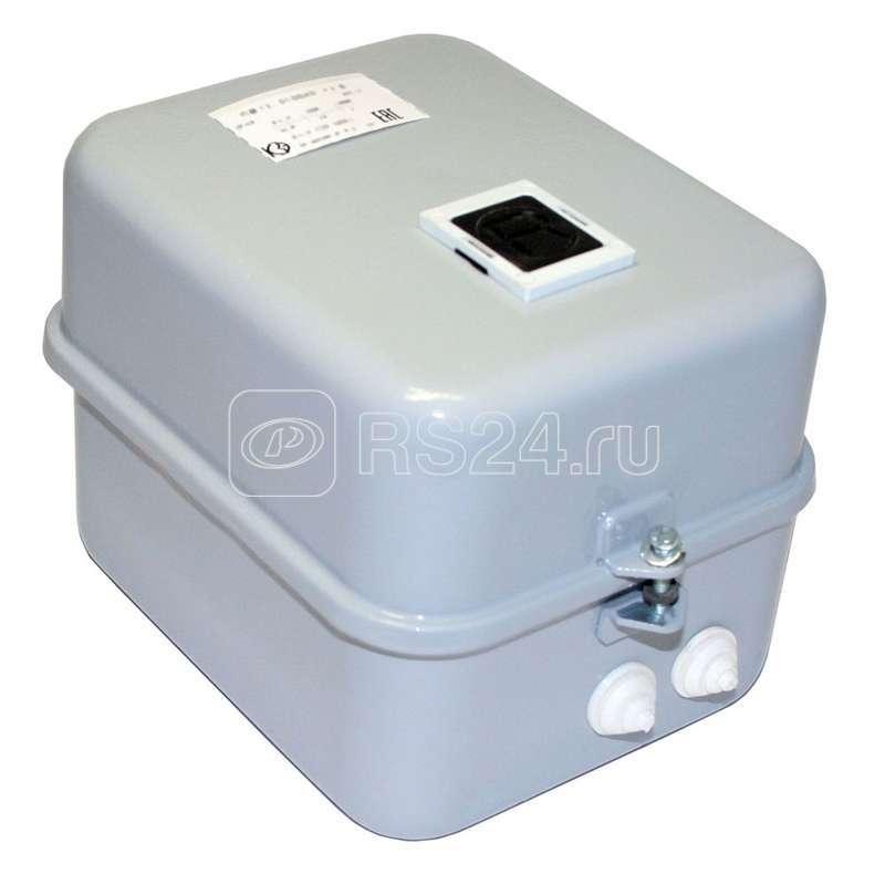 Пускатель электромагнитный ПМ12-010640 У3 В 220В (4з+2р) РТТ5-10-1 5.00А Кашин 020640422ВВ220001710 купить в интернет-магазине RS24