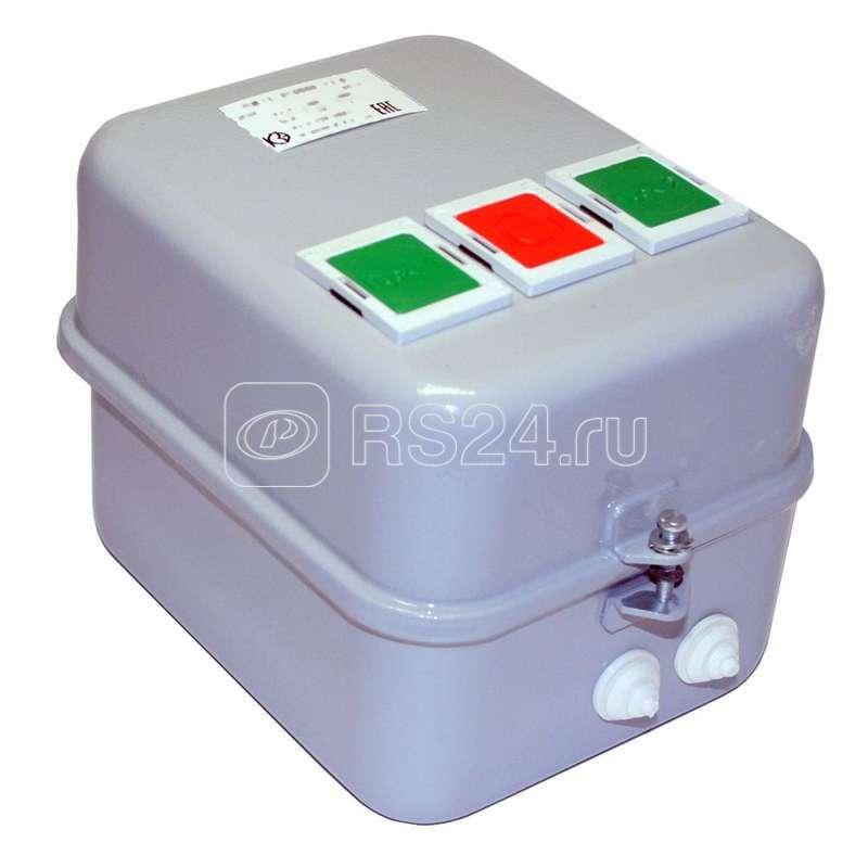Пускатель магнитный ПМ12-010660 У3 В 380В (4з+2р) РТТ5-10-1 1.60А Кашин 020660422ВВ380001210 купить в интернет-магазине RS24