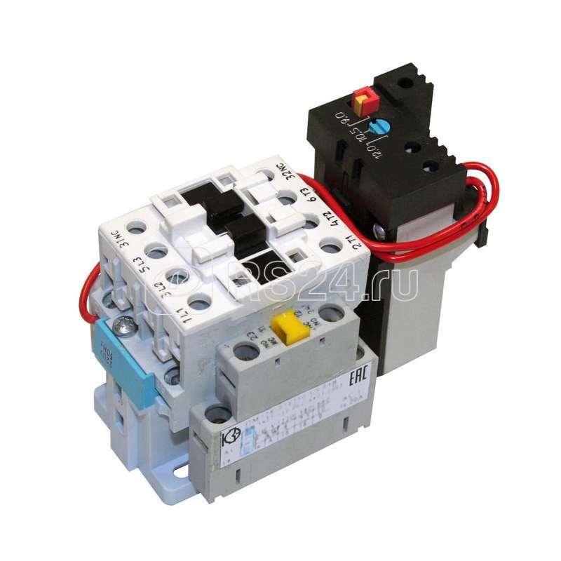 Пускатель электромагнитный ПМ12К-016250 УХЛ4 В 220В БК-01 РТТ5К-16-16-1 Кашин 034252120ВВ220002200 купить в интернет-магазине RS24
