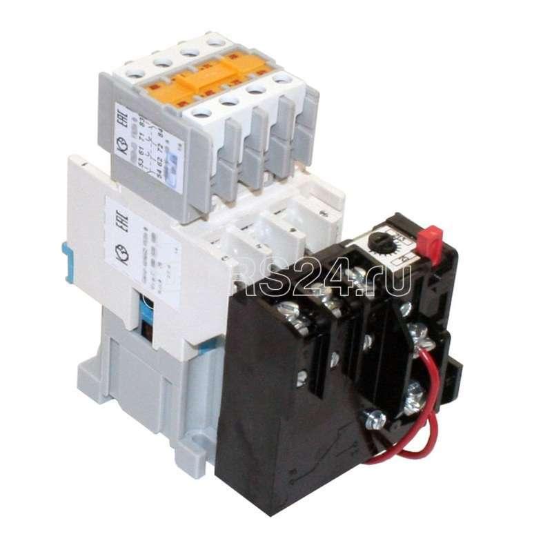 Пускатель электромагнитный ПМ12-025200 УХЛ4 В 380В (3з+2р) РТТ-131 16.0А Кашин 040200320ВВ380000610 купить в интернет-магазине RS24