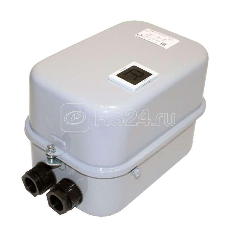Пускатель электромагнитный ПМ12-025210 У2 В 380В (1з) РТТ-131 10.0А Кашин 040210101ВВ380000410 купить в интернет-магазине RS24