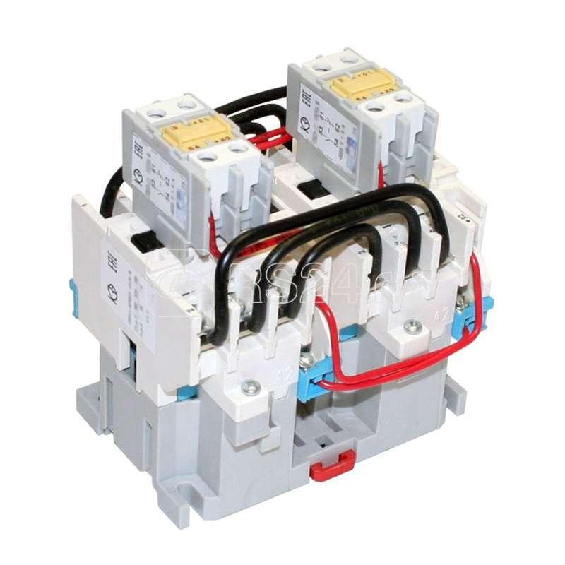 Контактор электромагнитный ПМ12-025501 УХЛ4 В 48В (2з+4р) Кашин 040501240ВВ048000010 купить в интернет-магазине RS24