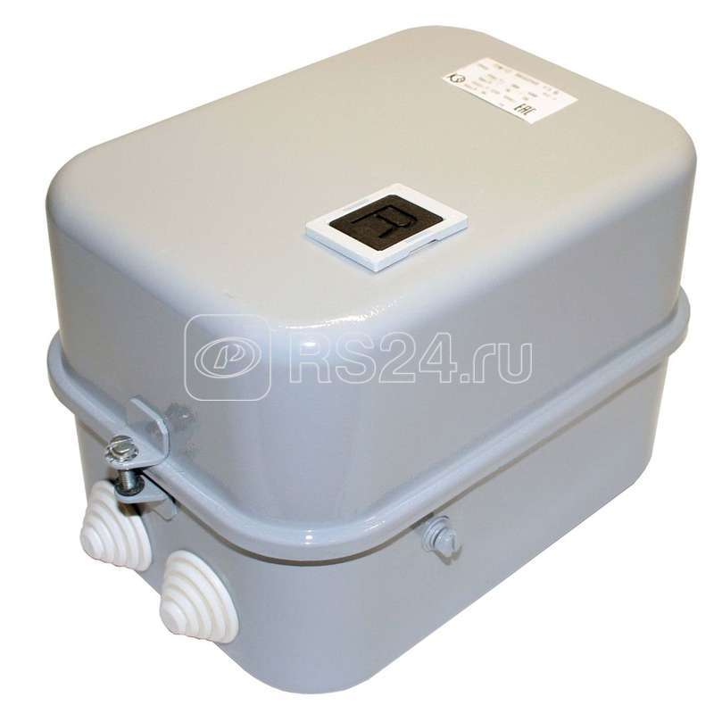 Пускатель электромагнитный ПМ12-040240 У3 В 380В (2з+1р) РТТ-121 25.0А Кашин 050240212ВВ380000510 купить в интернет-магазине RS24