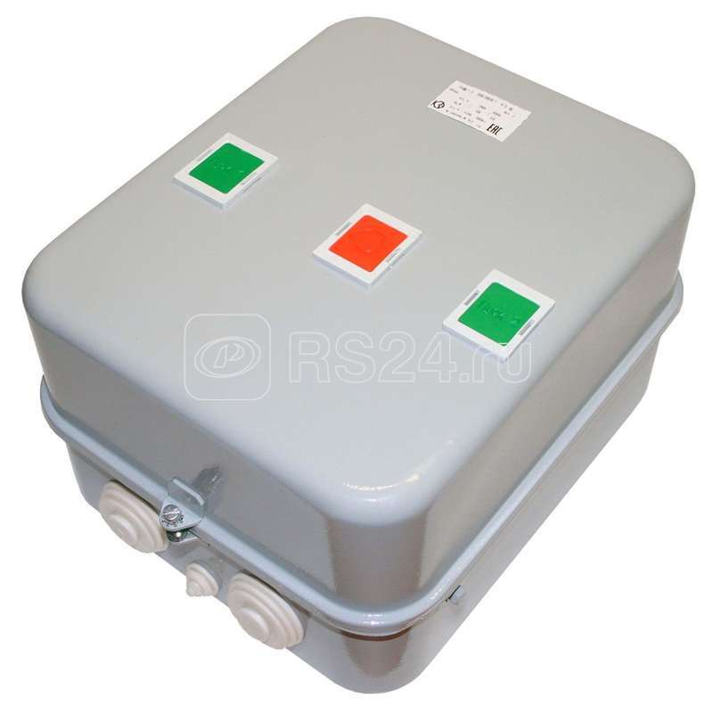 Пускатель магнитный ПМ 12-063661 У3 В 220В РТТ-231 50.0А Кашин 060661222ВВ220000800 купить в интернет-магазине RS24
